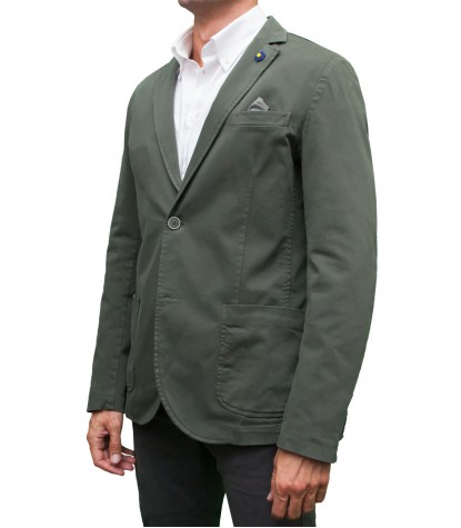 Jacket Imperial Green