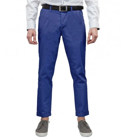 Pantalones Azul Royal