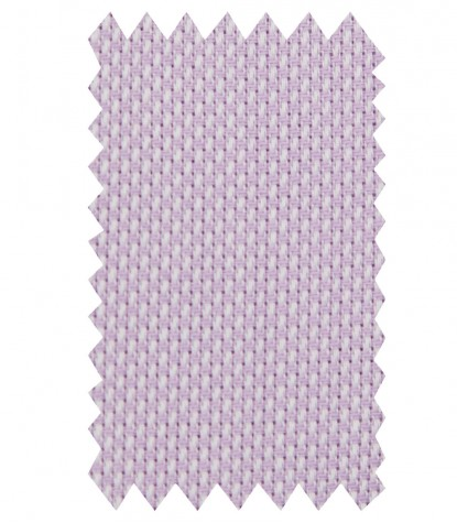 Shirt Leonardo Honeycomb fabric Lilac