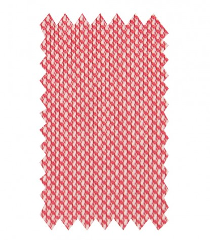 Shirt Leonardo Honeycomb fabric Light Red