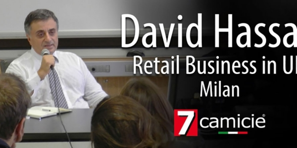 "David Hassan presso ""RETAIL BUSINESS IN UK"""