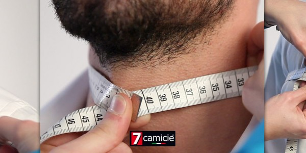 Measuring a shirt in order to understand its size