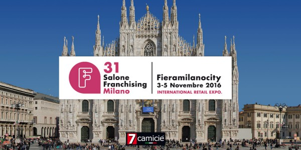 7camicie: proud to participate at this fair!