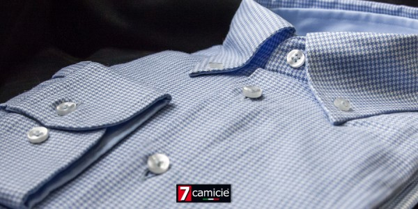 Which are the details that make a shirt special?
