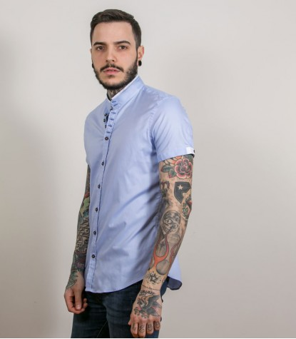 Shirt Caravaggio Oxford Light Blue