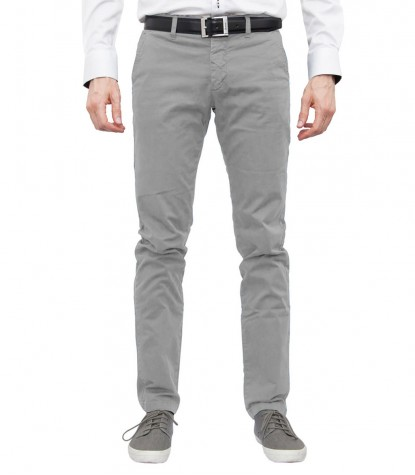Light Grey Trousers Chinos