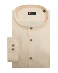 Shirt Caravaggio Linen Off White