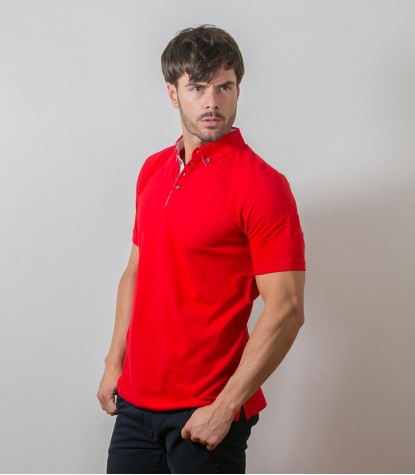 Red Polo Shirts