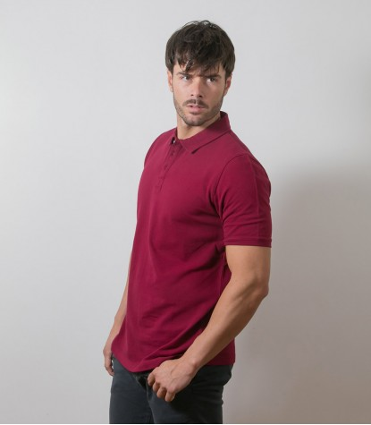 Bordeaux Polo Shirts