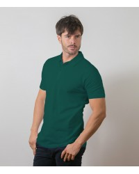 Emerald Green Polo Shirts