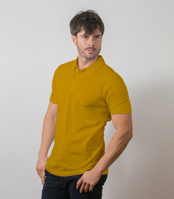 Yellow Polo Shirts