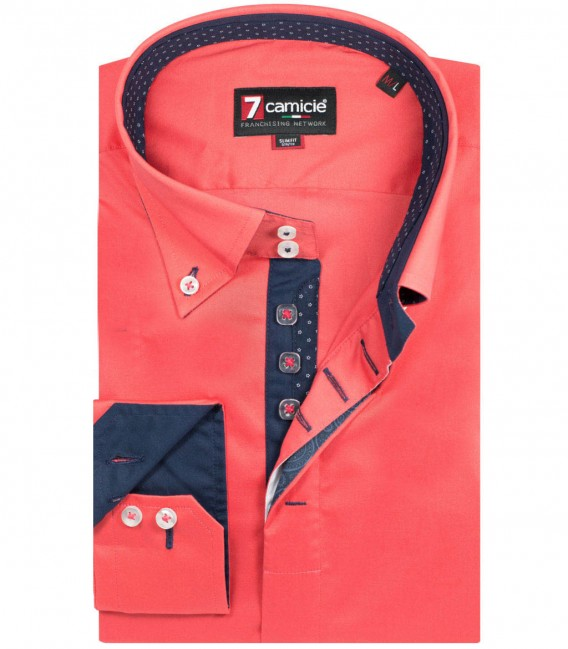Coral shirts for men shirts rock for Coral shirts for guys
