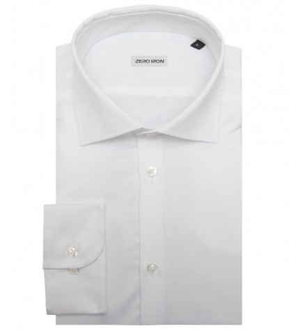 Shirt Firenze Weaved White