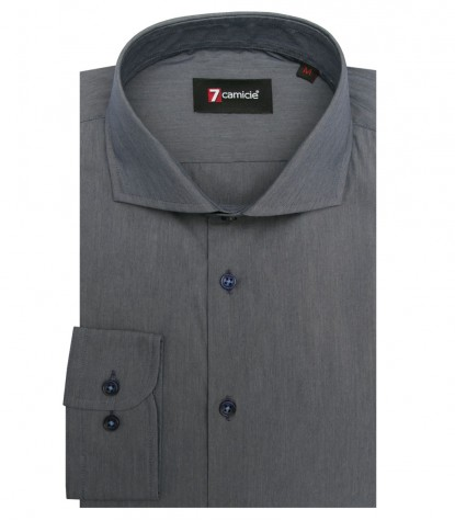 Shirt Firenze Cotton Light Blue