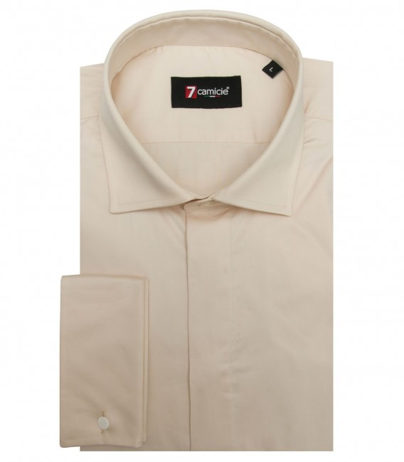 Shirt Firenze Satin Champagne