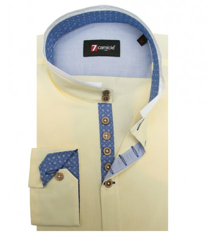 Shirt Caravaggio Oxford Yellow