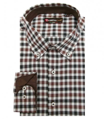 new product bdeb2 15d2b Camicia Uomo