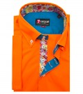 Shirt Roma Nylon cotton Orange