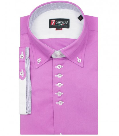 SHIRT MARCO POLO ORCHID