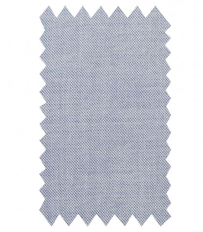 Hemden Leonardo Super-oxford Blau