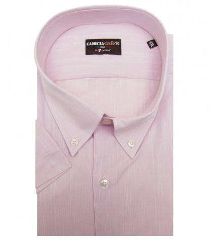 Shirt Leonardo Cotton Polyester Pink