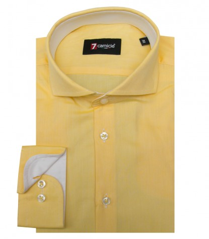 Shirt Napoli Oxford Yellow