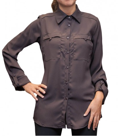 Shirt Giulietta Brown