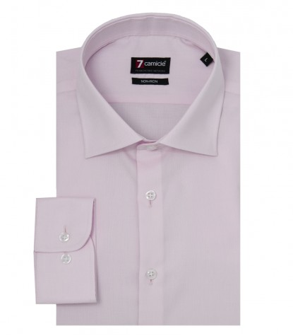 Camicia Firenze Oxford Rosa