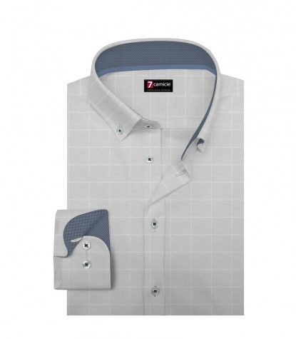 Shirt Men medium square WhiteWhite