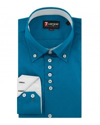 Shirt Roma Teal Green