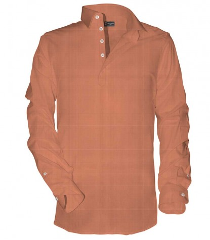 Man Shirt Orange