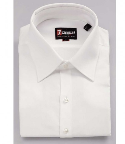 MEN'S SHIRT OXFORD WHITE