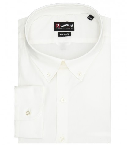 Camicia Leonardo Popeline Button Down
