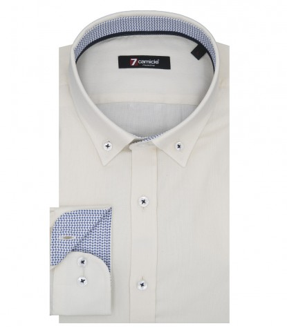 Shirt Men full color Champagne