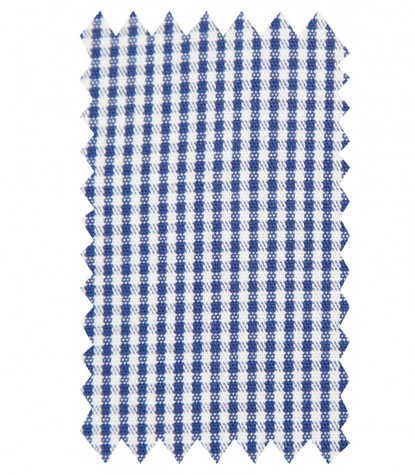 Shirt Bernini Poplin BlueWhite