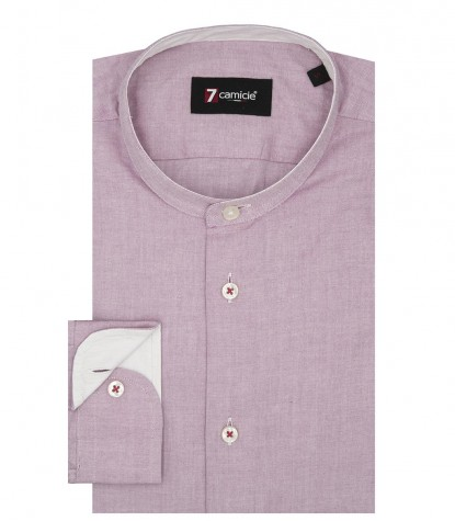 Shirt Caravaggio Super oxford Fuxia
