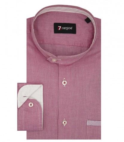 Shirt Caravaggio Oxford Light Red
