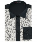 Shirt Giulietta Satin Black