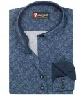 Shirt Giulietta Cotton BlueLite Blue