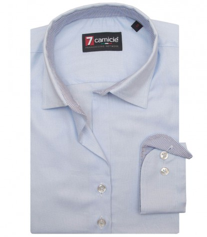 Shirt Giulietta Oxford Light Blue