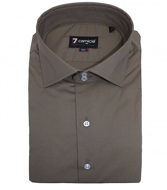 Shirt Dante Dove Brown