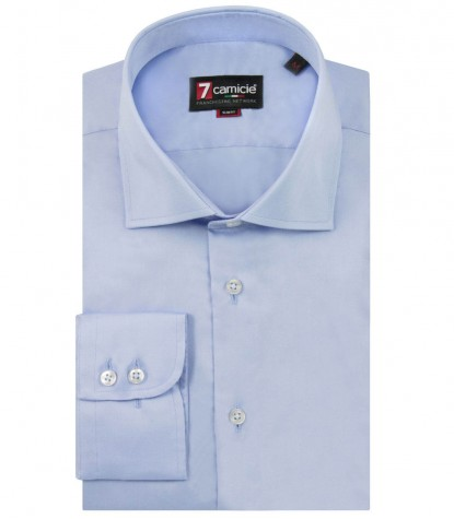 Shirt Dante Light Blue