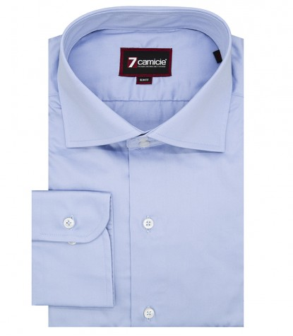 Dante men's shirt with 2 buttons and French collar