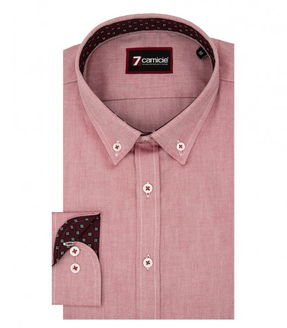 Shirt Leonardo Cotton Pink