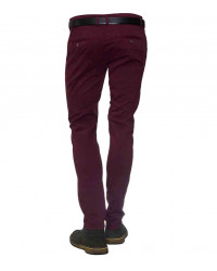 Dk Red Trousers