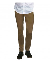 Turtle-Dove Brown Trousers