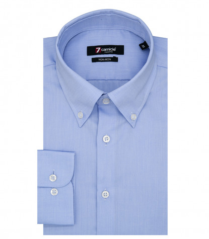 Shirt Men full color Light Blue