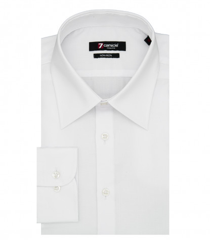 Shirt Men full color White