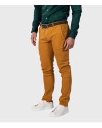 Trousers Chinos Premium Quality Yellow Mustard