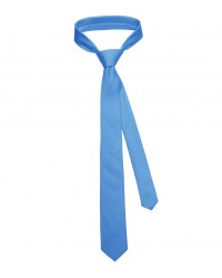 Tie Navona Silk Light Blue